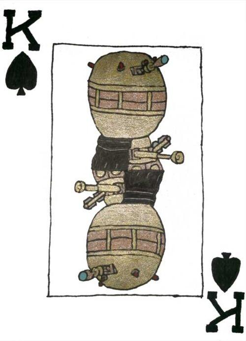 Dalek:King of Spades