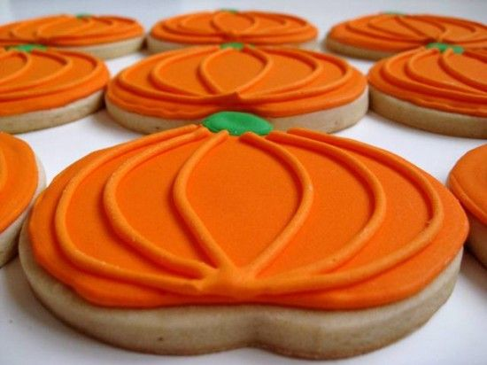Halloween sugar cookies recipe with pictures