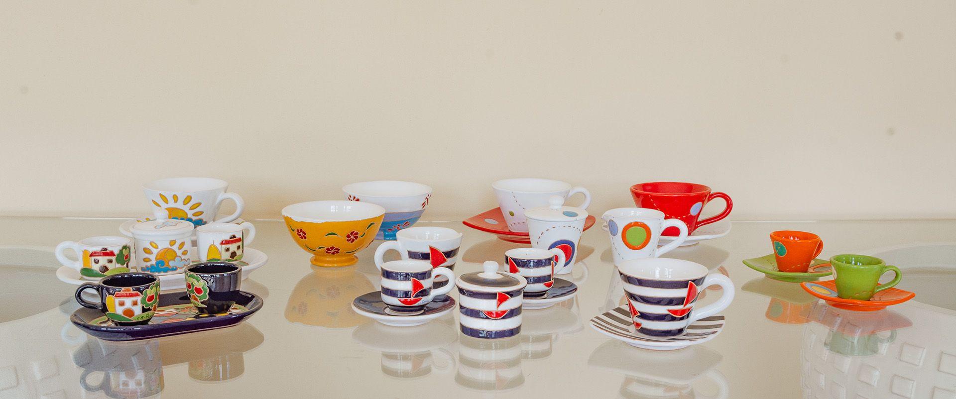 Ceramica E Complementi.Ceramiche San Rocco Idee Regalo In Ceramica Tazze