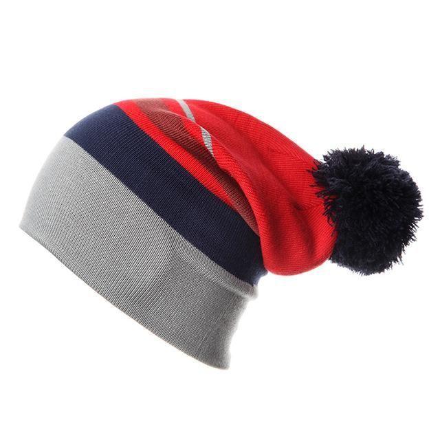 cdbdb7aadf3 2017 winter gorros Snowboard Winter Ski skating Hats Beanies head warm for  men woman winter hat