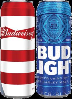Budweiser® or Bud Light® | Business Ideas | Bud light, Pepsi, Drinks