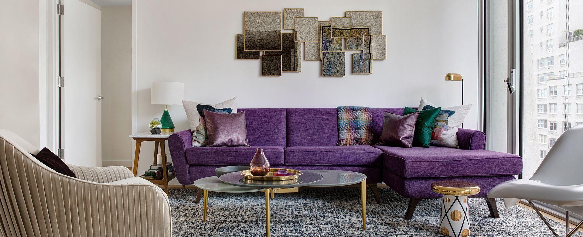 A New York City Apartment Gets An interior Design Upgrade ...