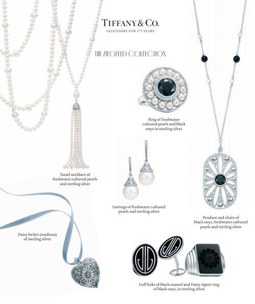 dce8d3631 Tiffany & Co Zegfeld Great Gatsby Style | Wardrobe. in 2019 | Great ...