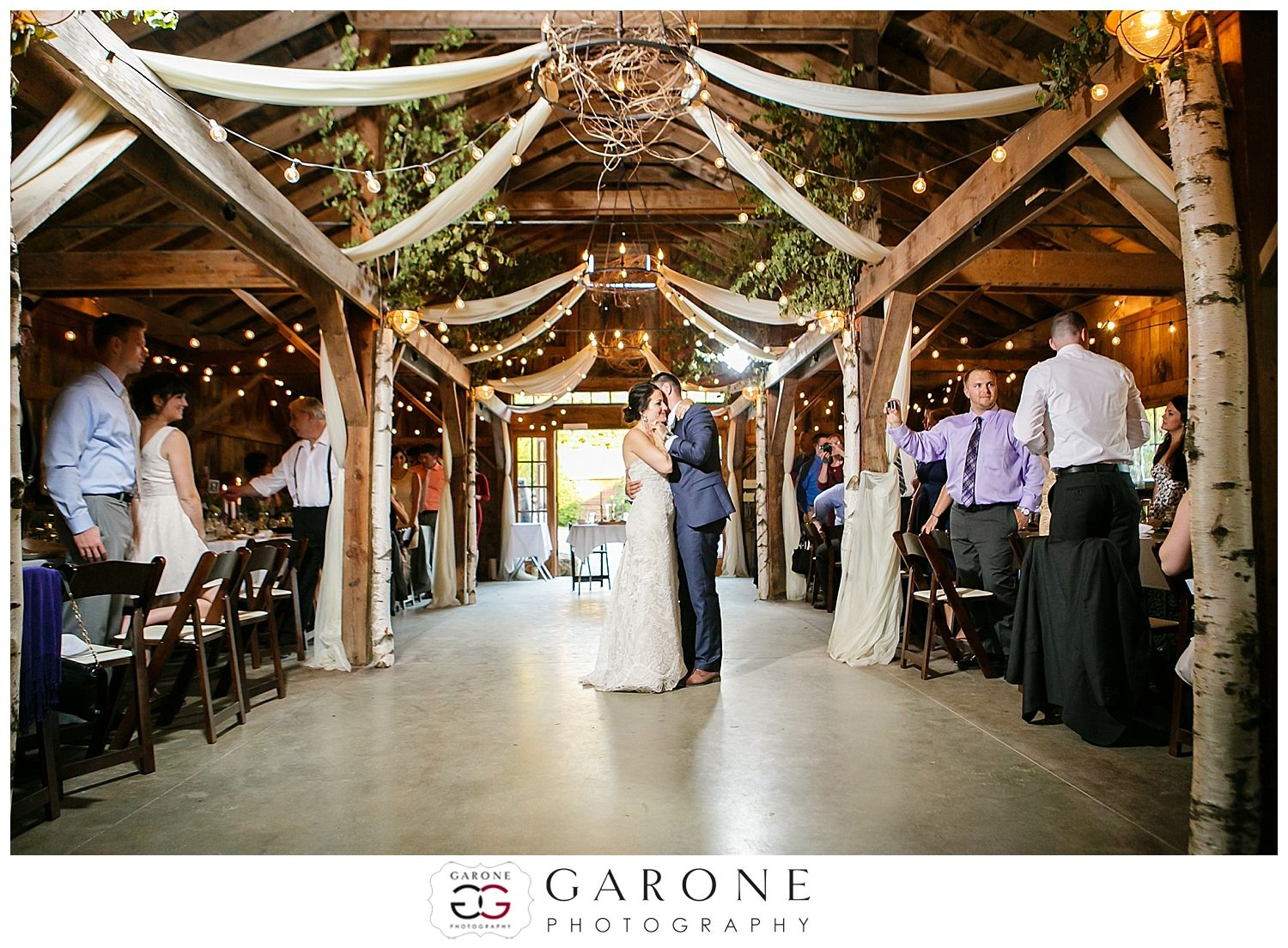 New Hampshire Fall Wedding Photography Longlook Farm