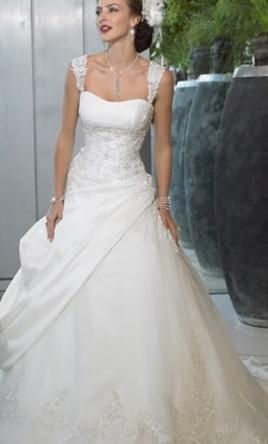 e081e6be4aff0 Maggie Sottero $1,000 Size: 10 | New (Altered) Wedding Dresses