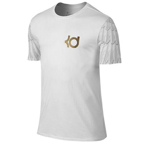 Nike KD Aunt Pearl T-Shirt Girls Black