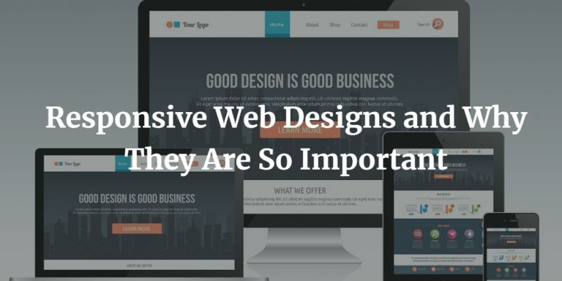 Having A Responsive Web Design Is By Far The Best Decision You Can Make For Your Website Tha Responsive Web Design Web Development Design Web Layout