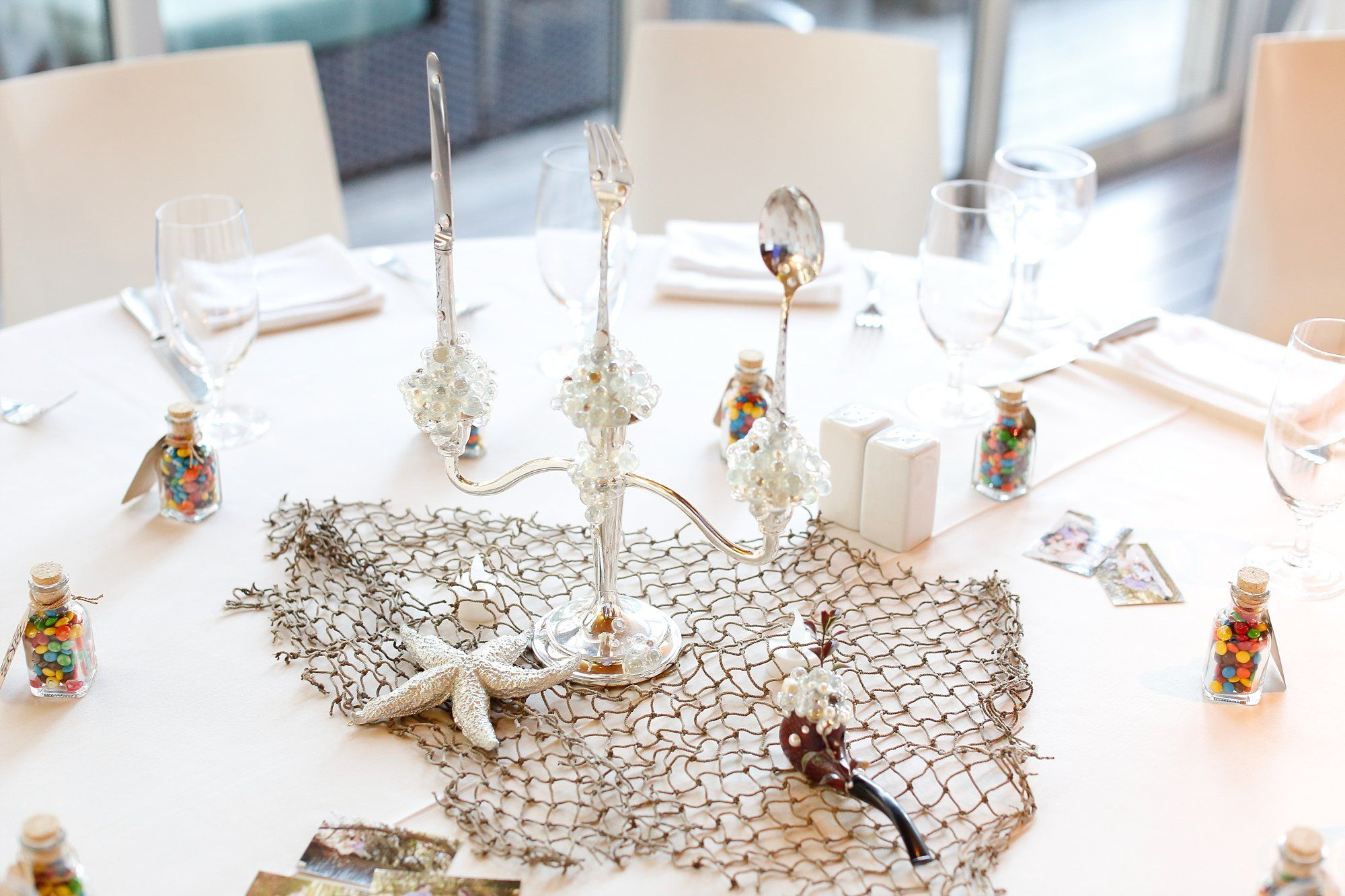 Each Table at This Adorable Wedding Reception Is Based Off a Disney ...