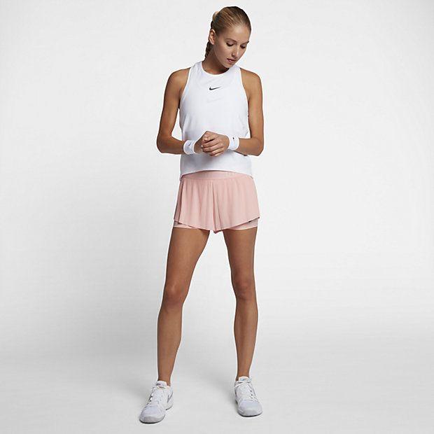 huge discount 72f4e a78fb NikeCourt Flex Maria Women's Tennis Shorts | TENNIS in 2019 ...