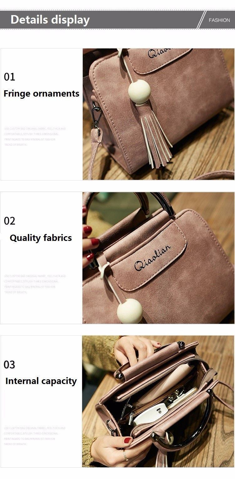 Voguish Ladies Hand Bags  479f3a71445e7