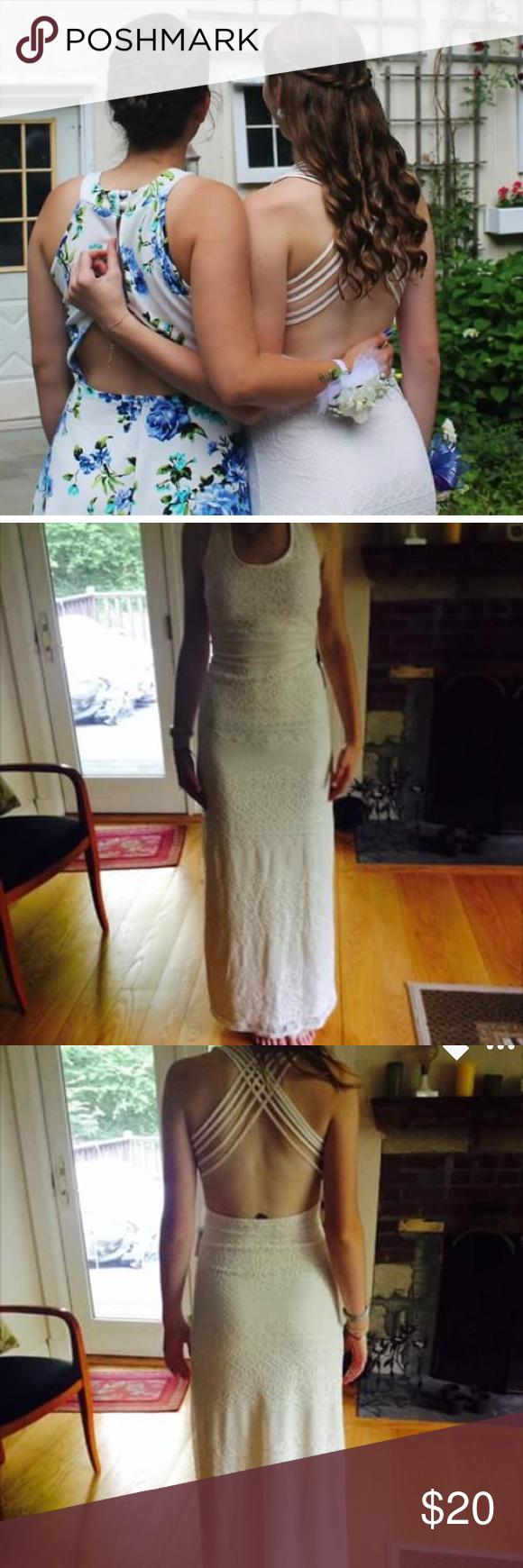 After 5 long dresses never short