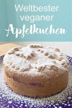 Weltbester gedeckter Apfelkuchen (vegan) – Mit Rezept zum Ausdrucken – Natural Hygge by Patricia Morgenthaler
