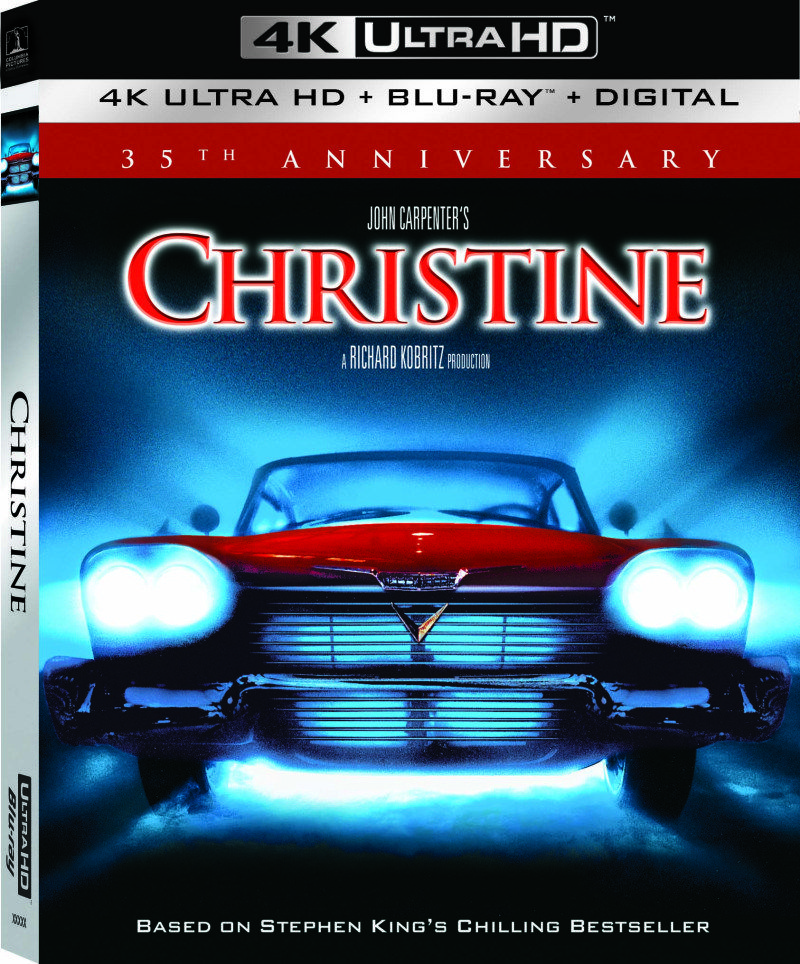 Stephen kings christine hitting 4k uhd fandeluxe Image collections