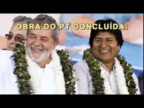 QUANDO ABRIREM a CAIXA PRETA do BNDES ate Marco Aurelio e Lewandowski VAO CORRER PRA CUBA - YouTube