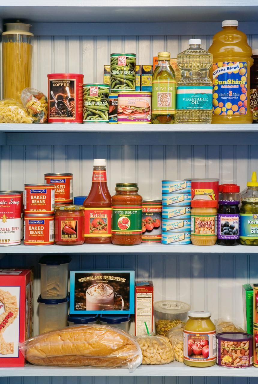 The Pantry Staples Every Kitchen Needs Pantry Essentials
