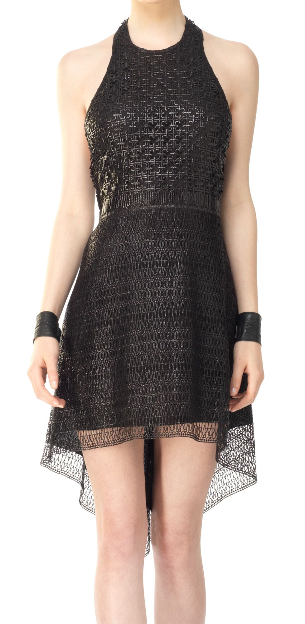 Rubberized lace dress yuall and i want the cuffs too iud wear