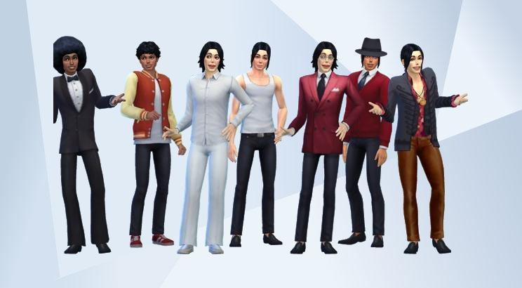 The sims 4 89 celebrities famous singers actors you