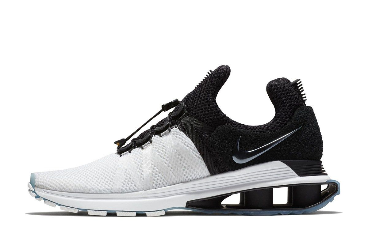 sports shoes 27920 d8785 Nike Shox Gravity to Release in White Black - EU Kicks  Sneaker Magazine