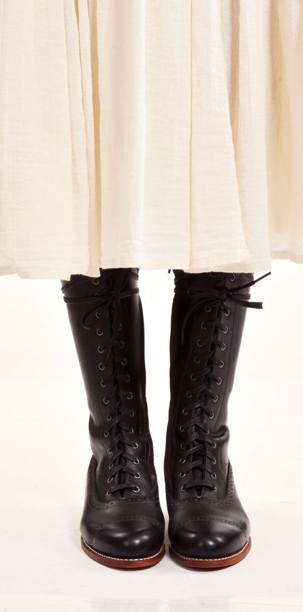 "Wolverine Sophia Black 12"" Tall Boots"