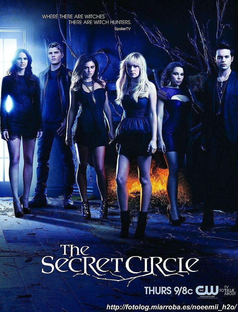 The Secret Circle The Vampires Diaries Filmes E Tipos De Livros