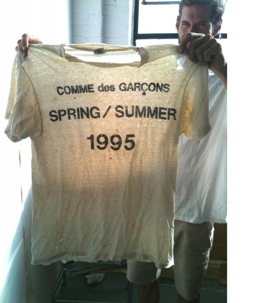 2fefbd0f5a4a 3 Comme des Garcons T-shirt  3