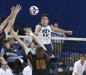 Men S Volleyball To Face Uc San Diego This Saturday Byu Sports Volleyball Men