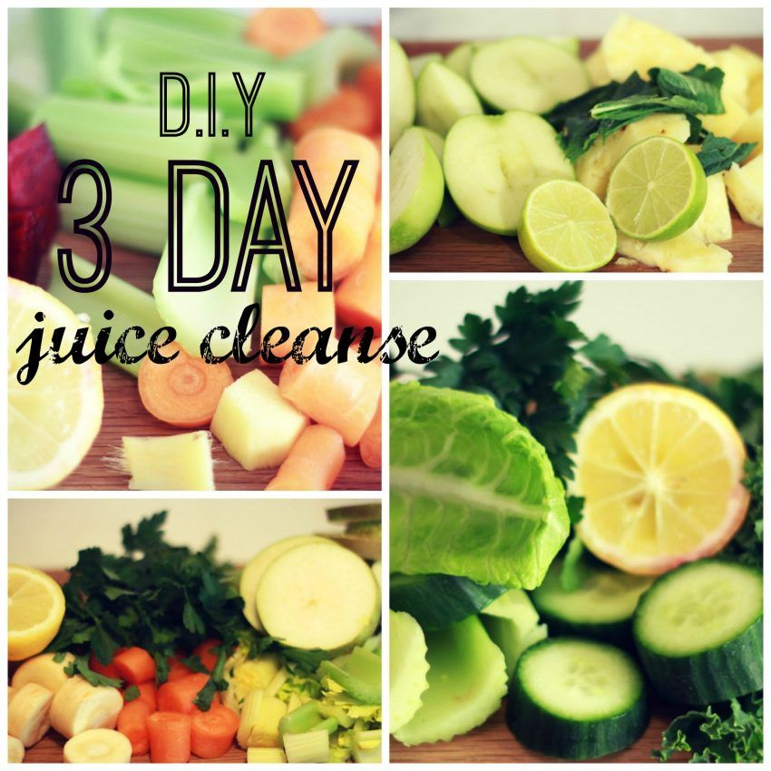3 Day Diy Cleanse Recipe Detox Juice Juice Cleanse Diy Detox