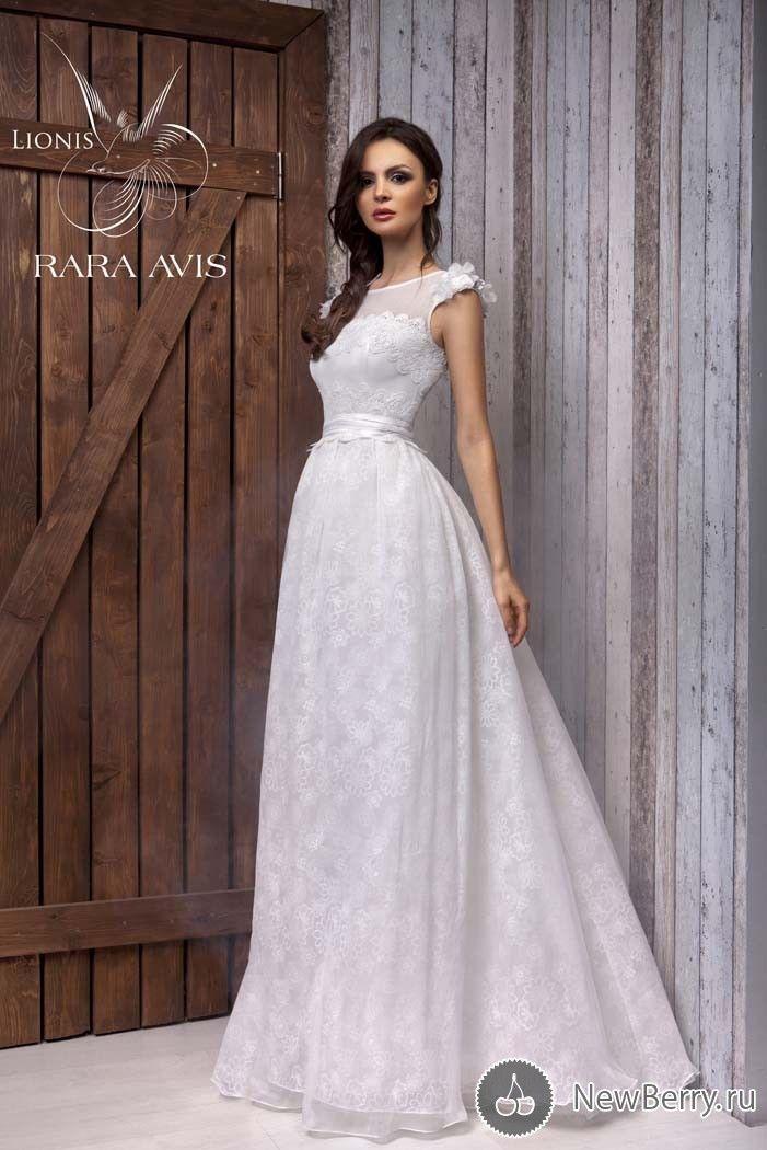 Свадебная коллекция Crazy In Love RARA AVIS 2015