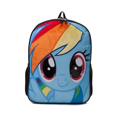 My Little Pony AniMei Backpack Rainbow Dash Blue at Journeys