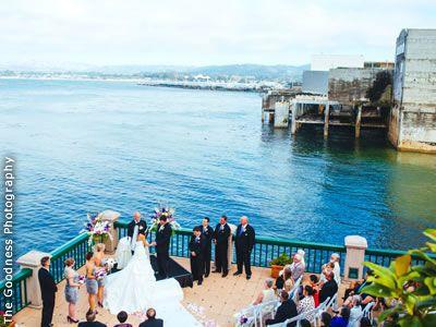 Weddings In Monterey Plaza Hotel And Spa Monterey Reception Venues Monterey And Carmel Wedding Sites 939 Monterey Wedding Plaza Hotel California Wedding Venues