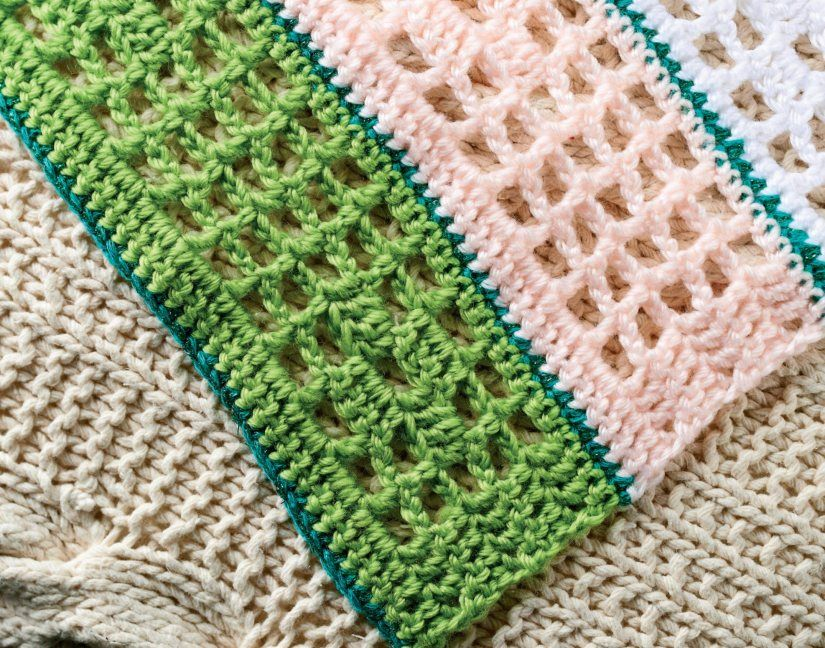 Youll Want Every One Of These Free Baby Blanket Patterns