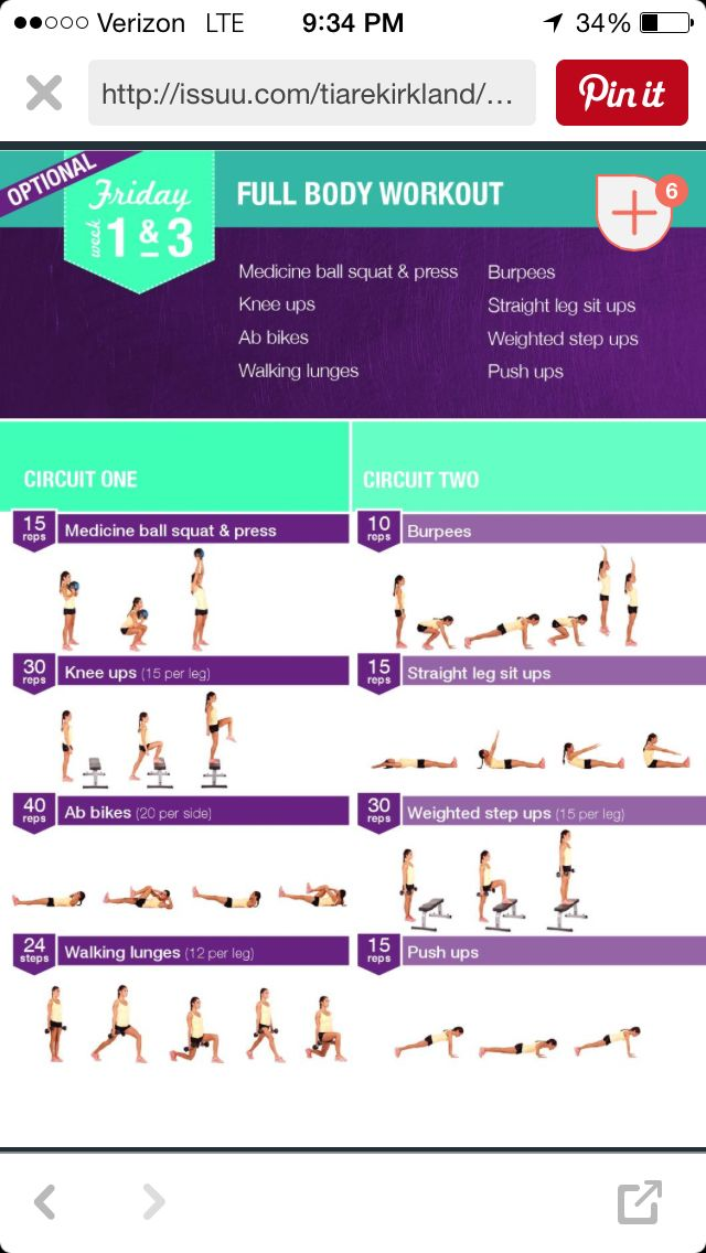 Pin on Workouts- Kayla Itsines