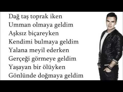 Mustafa Ceceli Sultanim Sarki Sozu Lyrics Sarkilar Youtube Sinema