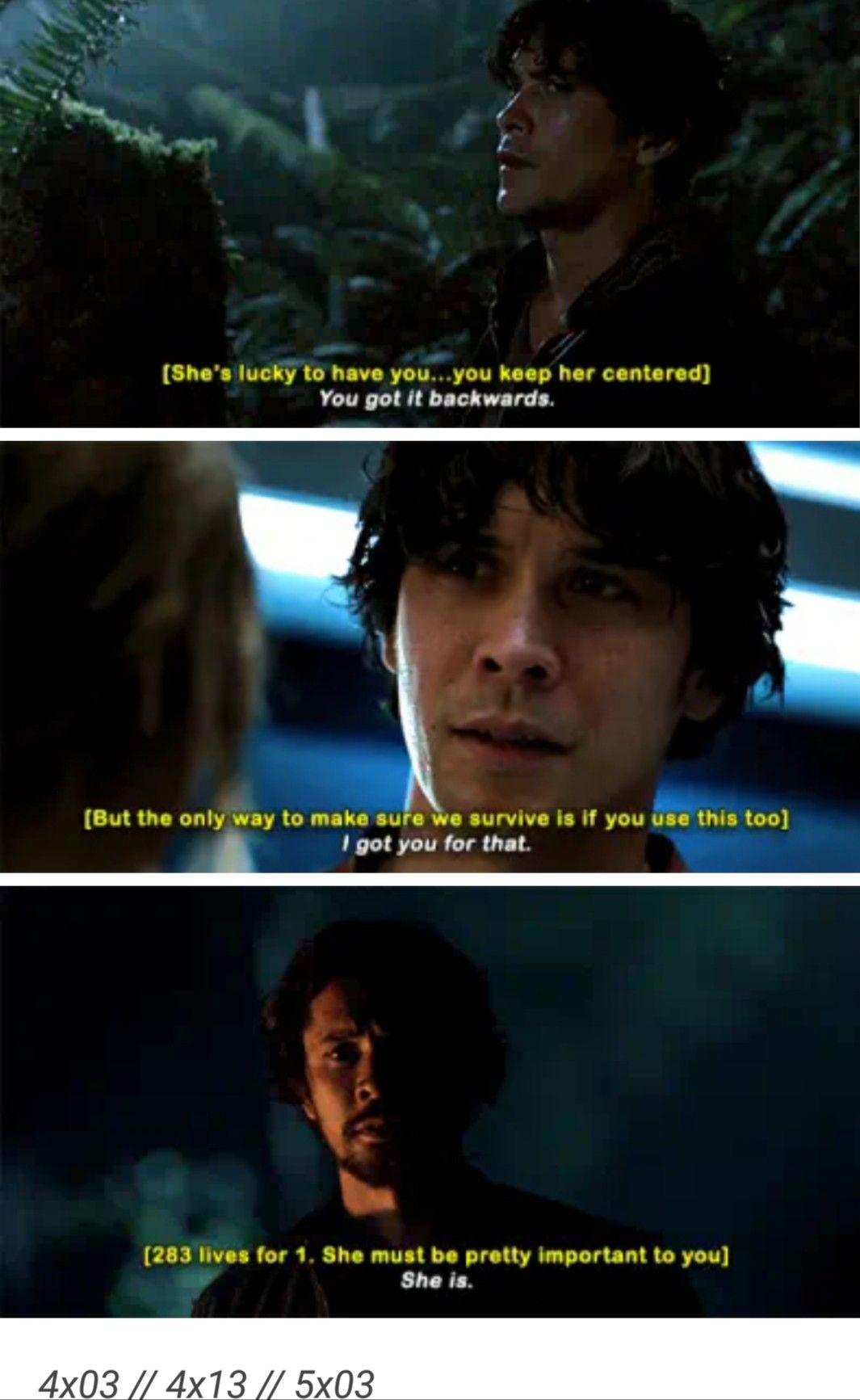 Pin By Morgan On Tv Shows The 100 Bellarke The Cw