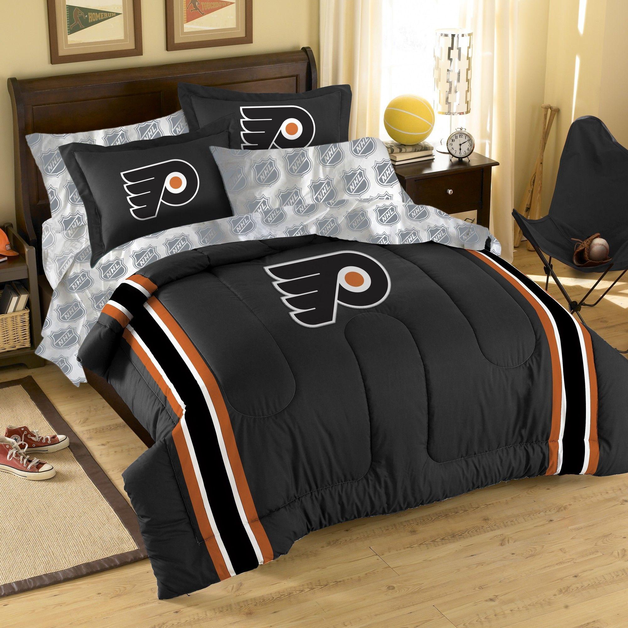 Philadelphia Flyers Bedroom La Jolla Seashell Quilt Set Philadelphia Flyers And Change 3