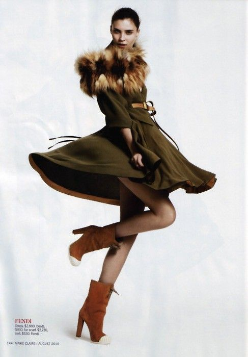 fendi (a favourite repin of VIP Fashion Australia ). V