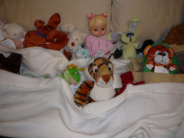 "On Monday, October 4, kids brought their stuffed animals for a sleepover at the Sequoya Library. See more photos of ""stuffies"" having fun on their first overnights.     Teddy bears are just adorable and almost everyone loves them. These are just gorgeous http://www.squidoo.com/makingbears"