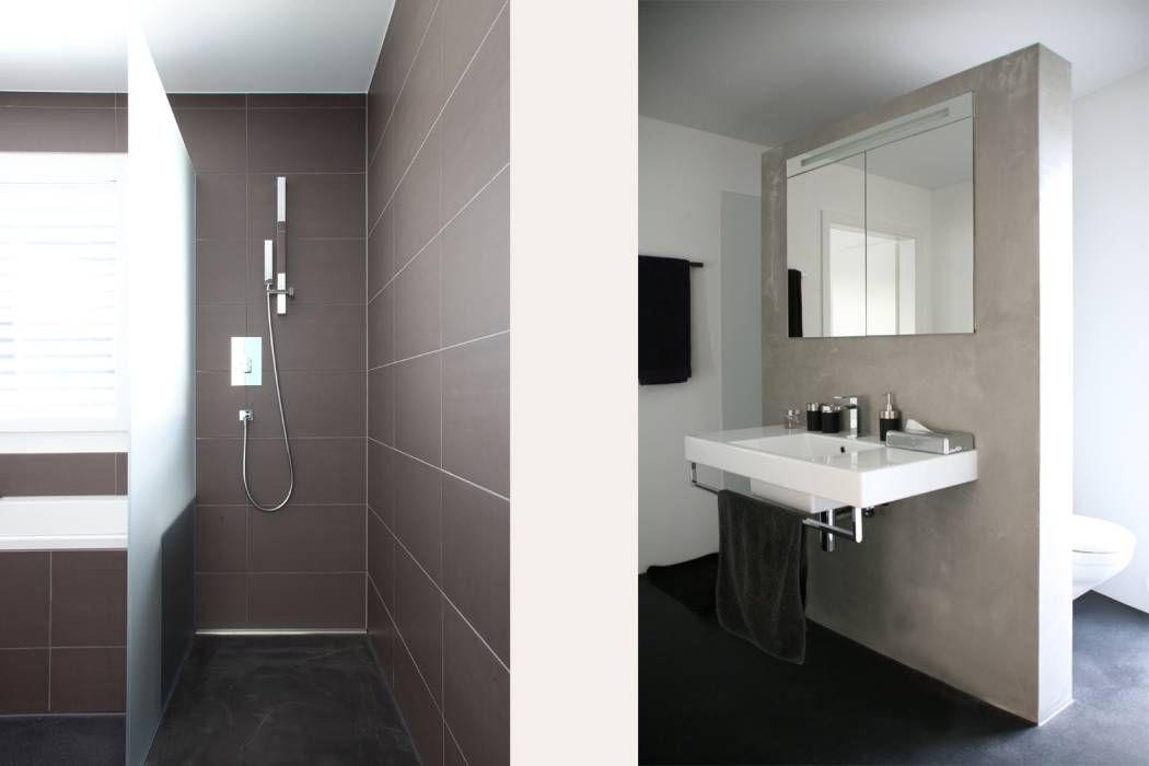 Moderne Badezimmermöbel ~ Moderne badezimmer bilder efh busswil