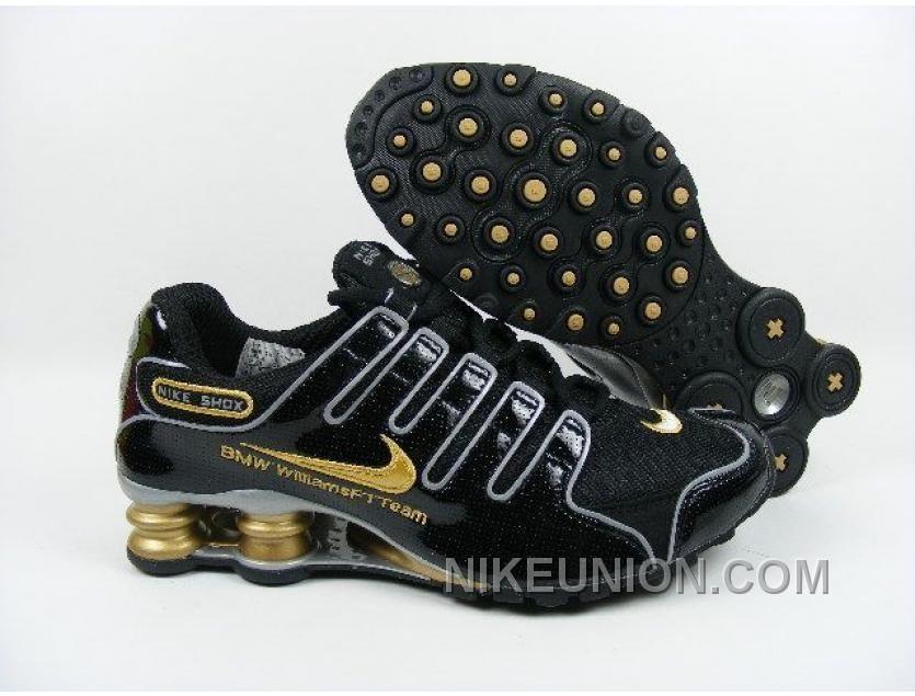 ca428cfa190 http   www.nikeunion.com nike-shox-nz-black-gold-silver-free ...