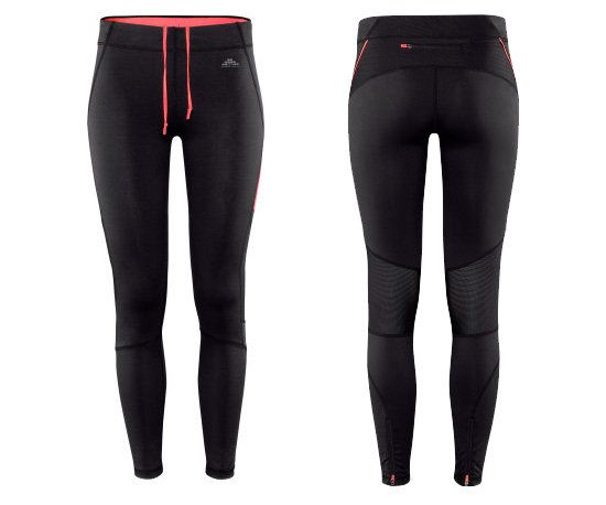 89de45b89af3bc H&M Releases Affordable Fitness Line, H&M Sport: Running tights ($35) from  H&M Sports collection.