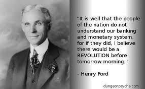 Banking Revolution With Images Henry Ford Quotes Henry Ford Ford