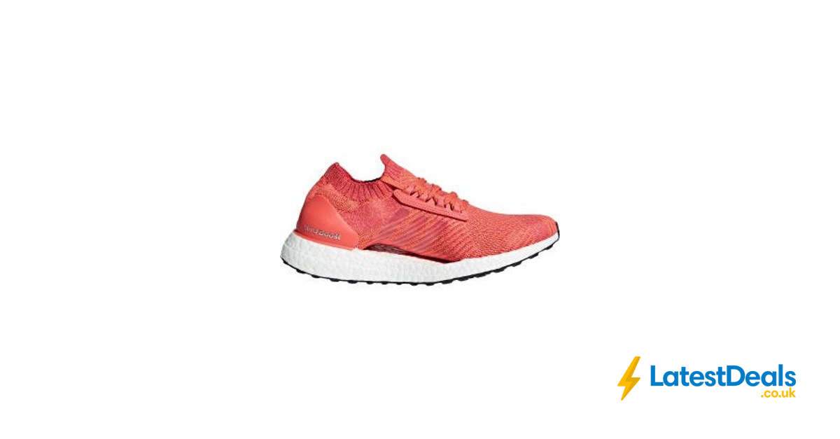 huge discount 257f0 87011 Adidas Women's UltraBoost X Sizes 3.5 > 8.5, £48 at Wiggle ...