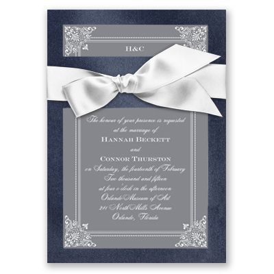 stunning and bold our charisma wedding or vow renewal invitation will capture the magic of - Davids Bridal Wedding Invitations