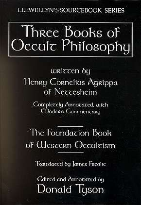Three Books Of Occult Philosophy By Henry Agrippa Occult Ancient Books Books