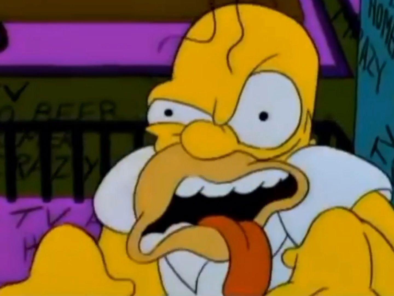 Homer Go Crazy 😝