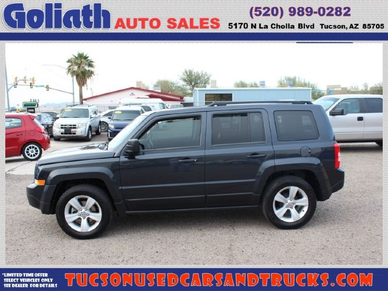 2015 JEEP PATRIOT SPORT Goliath Auto Sales LLC Auto