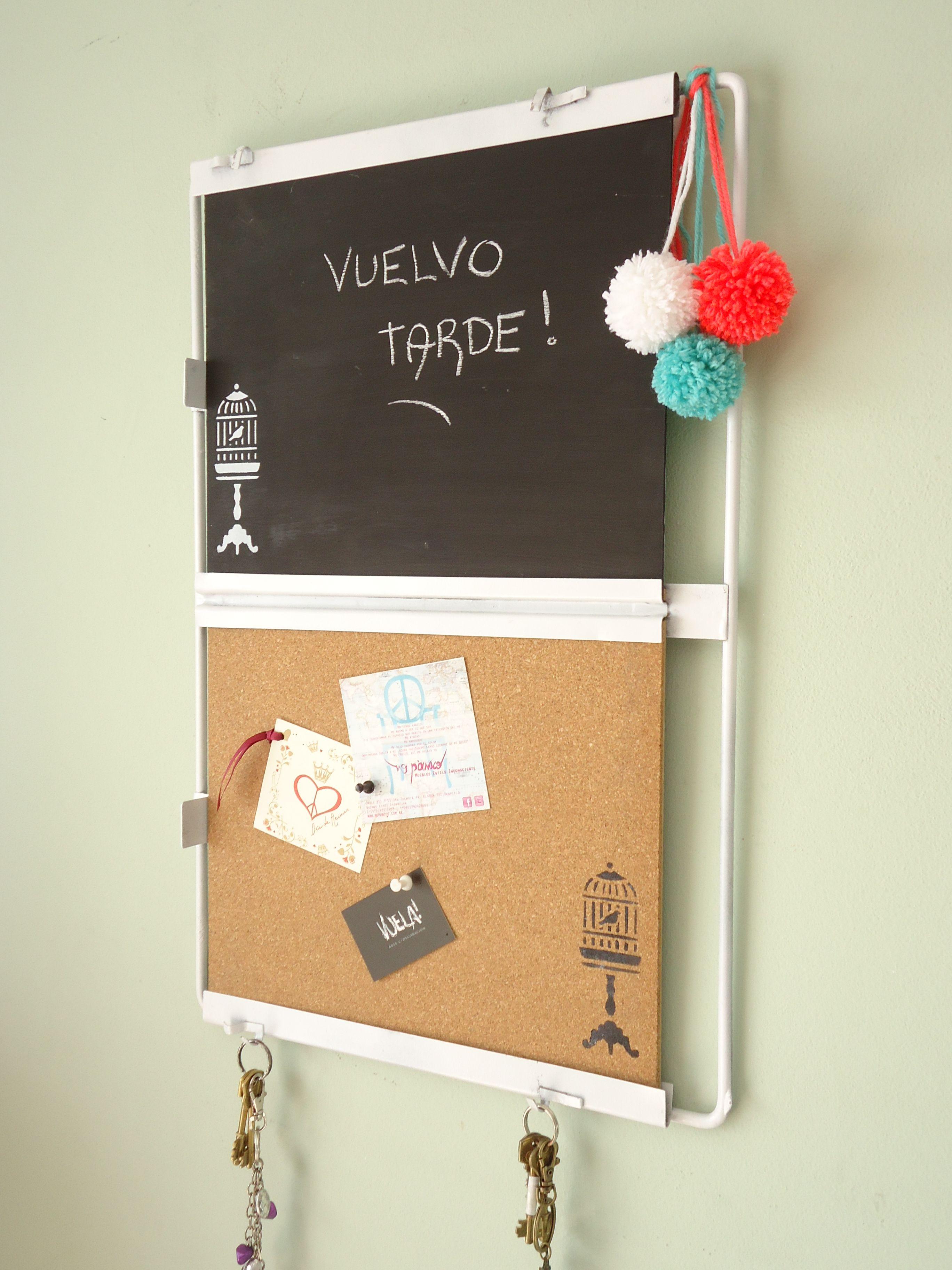 Pizarra Corcho Ofeliafeliz