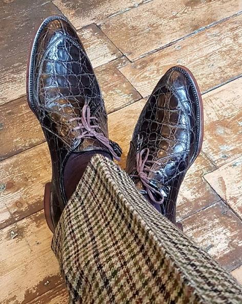 Vintage Crocodile Shoes For Sale Dress Shoes Men Crocodile Shoes Shoes