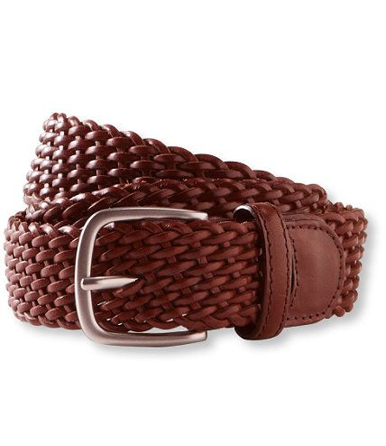 e54bb2bb6a2 Women s Basketweave Leather Belt