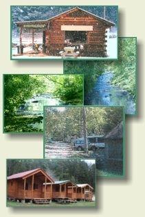 North Georgia Mountain Rv Sites Cabin Rentals And Rustic